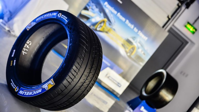 What is the anatomy of a tyre?
